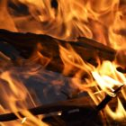 Sverige brinner