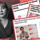 Sorg över Skåne