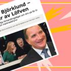 Timbro vill få svenskarna att skjuta sig i foten
