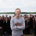 EU-kandidaten Linus Glanzelius: EU måste finnas till för alla